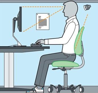 Illustration de la posture de référence